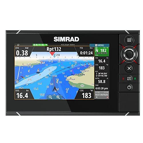 Simrad NSS7 evo2 Combo Multifunction Display Insight