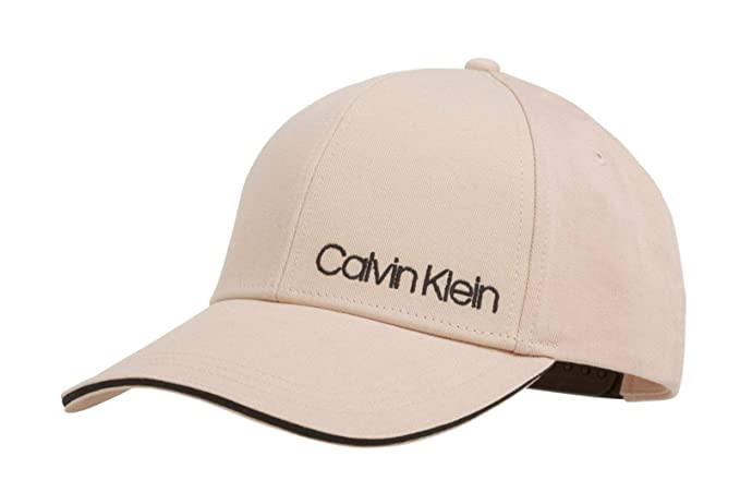 bb8b8e7f6 Calvin Klein Women's's Side Logo Cap Baseball: Amazon.co.uk: Clothing