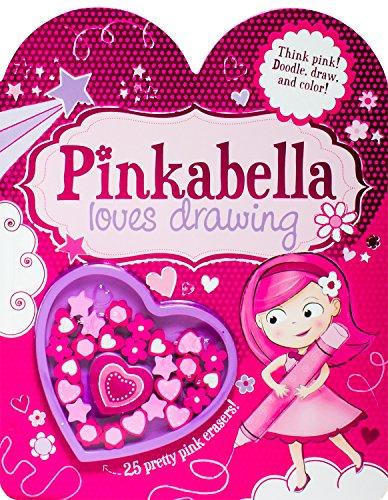 Pinkabella Loves Drawing