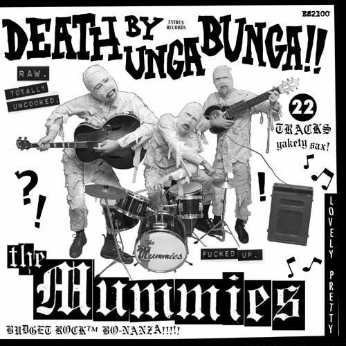 Death By Unga Bunga by Estrus Records