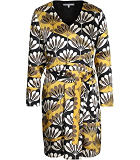 In Schwarz La Gepunktet Damen Fee Kleid Maraboutee Weiß YWeI9HED2b