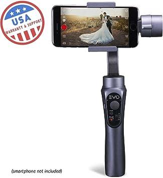 Amazon.com: Evo Shift 3 ejes Handheld Gimbal para iPhone y ...
