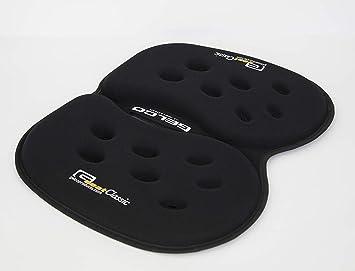 Amazon.com: GSeat Classic Cojín de asiento de Gel y espuma ...