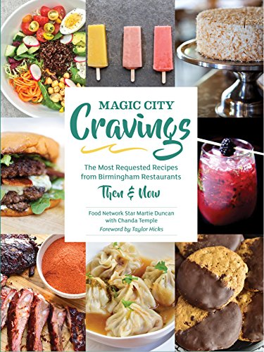 Magic City Cravings by Martie Duncan, Chandra Temple
