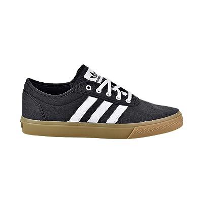 adidas Originals Adi-Ease Unisex Skateboarding Shoes Core Black/White/Gum cq1067 (8 D(M) US) | Skateboarding
