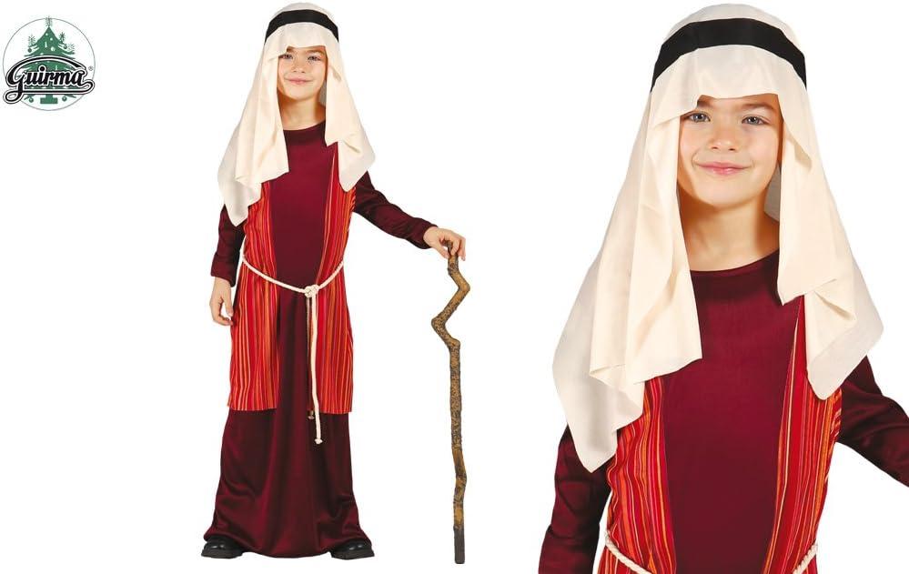 GUIRMA Pastor Roja Árabe Traje niño judío Que Vive Natividad ...