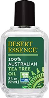 product image for Desert Essence 100% Australian Tea Tree Oil - 2 Fl Oz - Therapeutic Grade Essential Oil - Skin Irritation - Glowing Skin - Home Cleansing - Refreshing - Natural Glow - Pedicure Regimen - Long Lasting