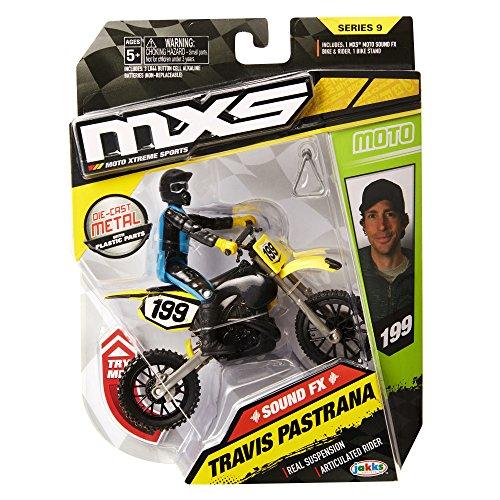 MXS Boys Travis Pastrana SFX Bike & Rider Set by MXS (Image #5)