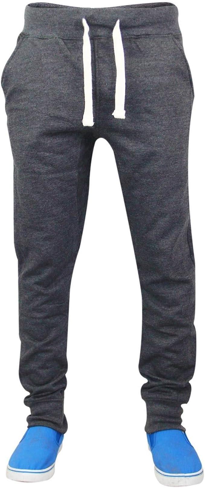 Genetic Apparel Hombres Curvado Pierna Pantalones de Deporte ...