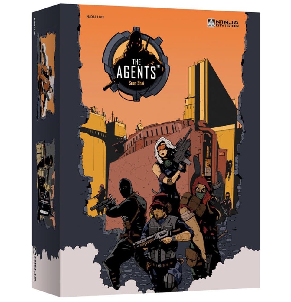 The Agents: Amazon.es: Juguetes y juegos