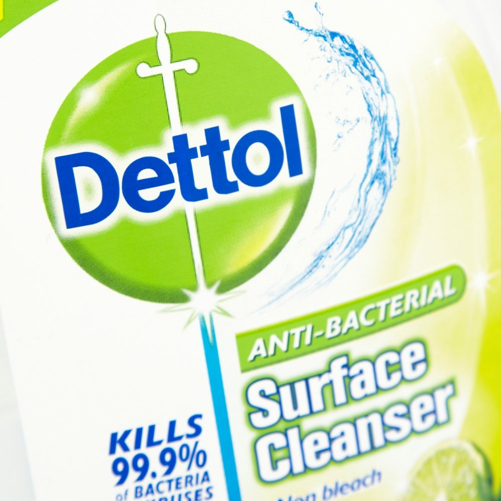 Dettol Anti Bacterial Surface Cleanser Lime And Mint 750 Ml Pack Antiseptic Liquid 500 2 Pcs Flash Of 6 Health Personal Care