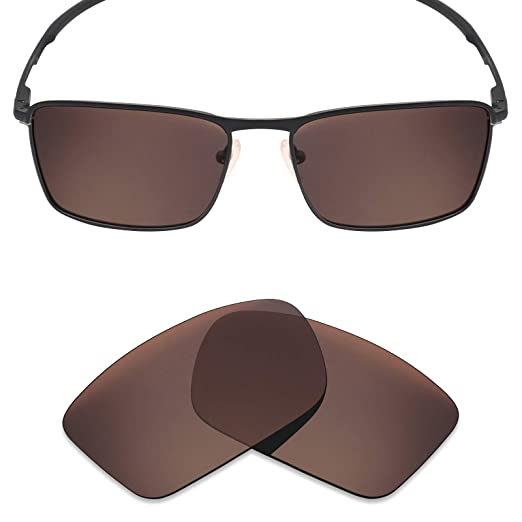 Mryok Polarized Replacement Lenses for Oakley Conductor 6 - Bronze Brown b88e7c9c7496