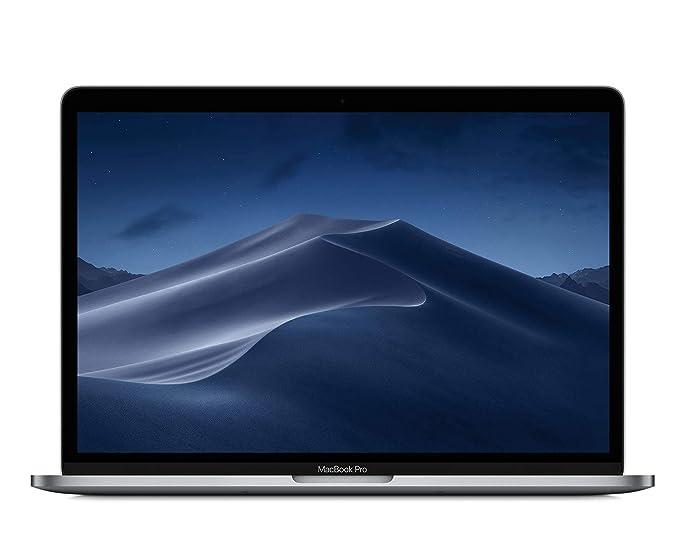 Apple MacBook Pro (13 pouces, Touch Bar, Intel Core i5 quadricœur à 1,4 GHz, 8 Go RAM, 128 Go) - Gris sidéral (Dernier Modéle)