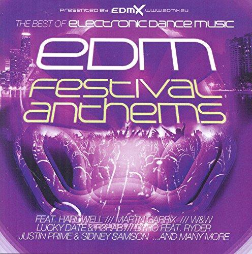 Edm Festival Anthems / Various