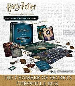 KNIGHT MODELS Juego de Mesa - Miniaturas Resina Harry Potter Muñecos The Chamber of Secrets Chronicle Box Version Inglesa: Amazon.es: Juguetes y juegos