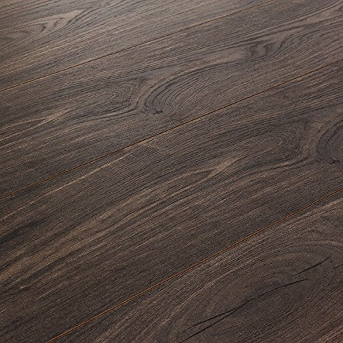 Kronoswiss Grand Selection Walnut Sepia 12mm Laminate Flooring CR3217 SAMPLE