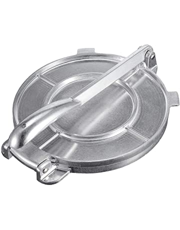 Máquina Para Hacer Tortillas De 20 Cm, Prensa De Tortilla De Aleación De Aluminio Máquina