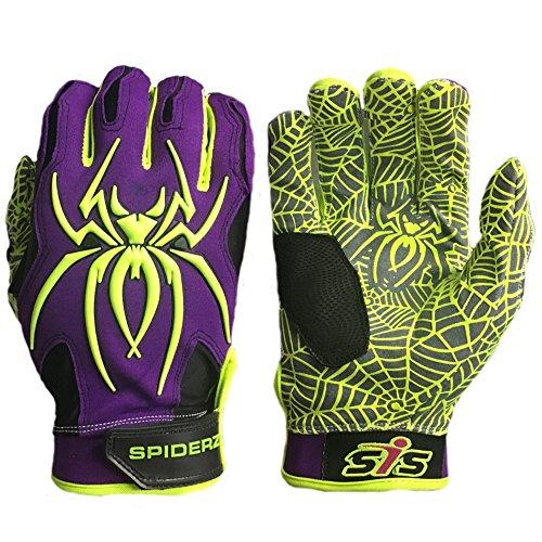 Spiderz Adult Hybrid Batting Silicone