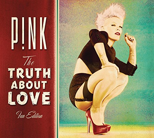 CD : Pink - Truth About Love (Holland - Import, NTSC Format, 2 Disc)