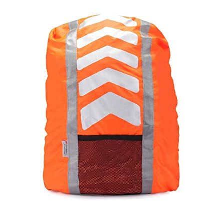 988d04c577d3 Image Unavailable. Image not available for. Color  A-SAFETY 3M Reflective  Backpack Cover ...