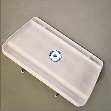 Bandeja acolchada para ordenador portátil de corte de aire para capturar carnada/tamaño grande -