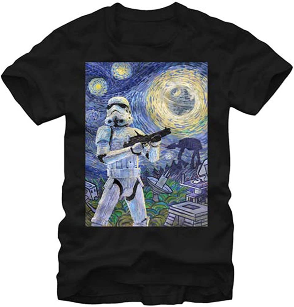 STAR WARS  STORMTROOPER  T-Shirt  camiseta cotton officially licensed