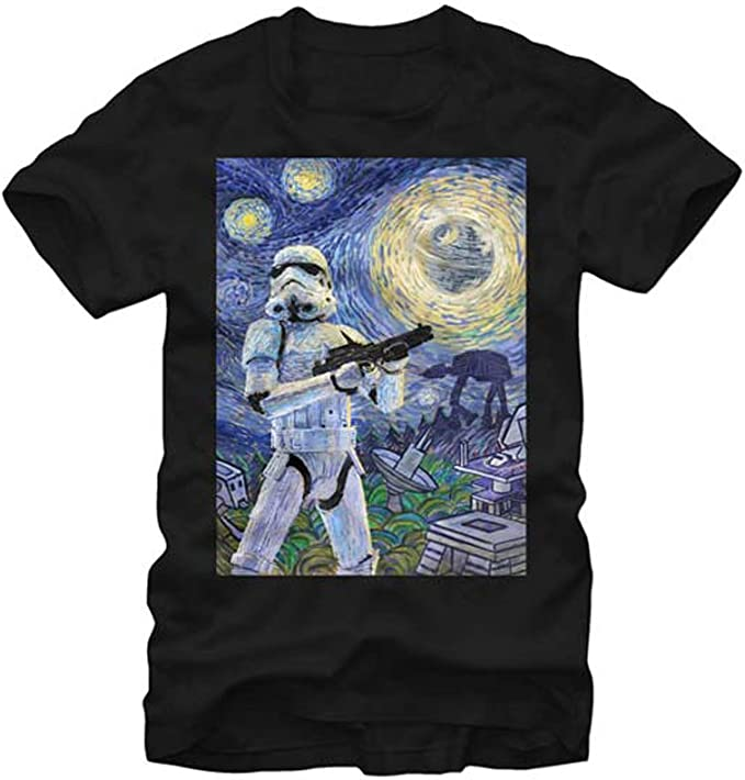 STAR WARS IMPERIAL STAR DESTROYER T-Shirt  camiseta cotton officially licensed