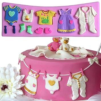 Fellibay Kuchen Dekorieren Silikon Baby Kuchen Form Handgefertigt