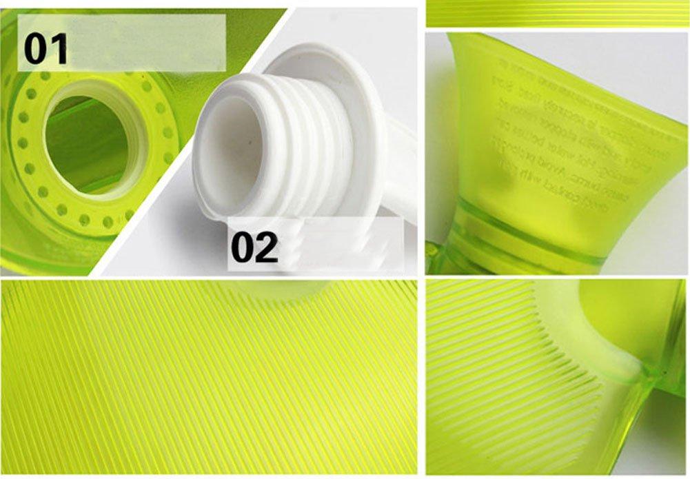 Amazon.com: Yinglite 2 litros termoplástico de PVC Bolsa de ...