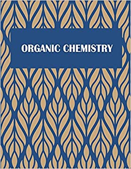 Organic Chemistry 1 4 Inch Hexagons Graph Paper Notebooks Large
