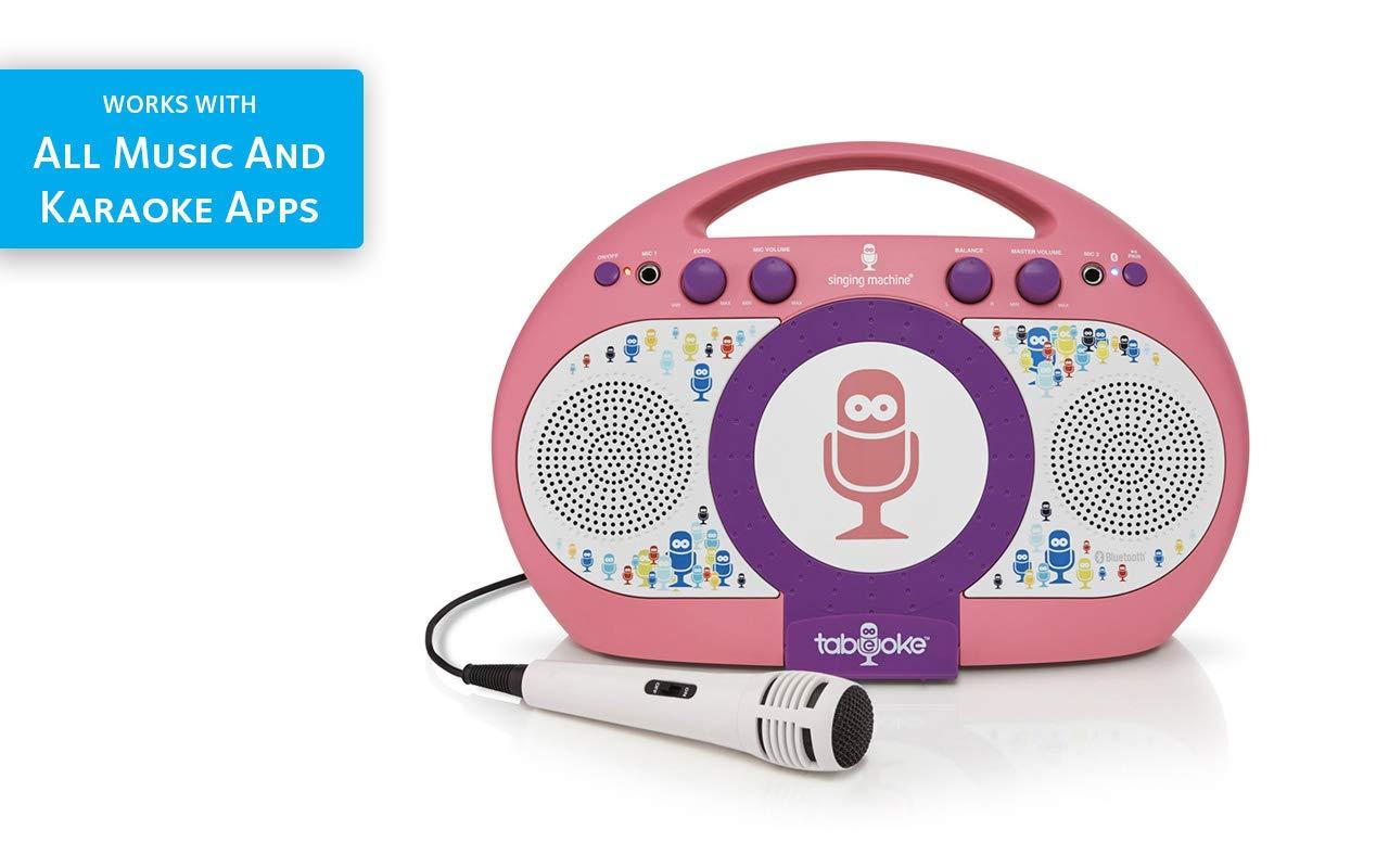 Singing Machine ISM398PP Karaoke System Home by Singing Machine (Image #7)