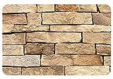 SKB family Comfort Mat - Flat Rock, 36'' x .5'' x 23'' x 4 lbs, Mat - 36 W x 23 D