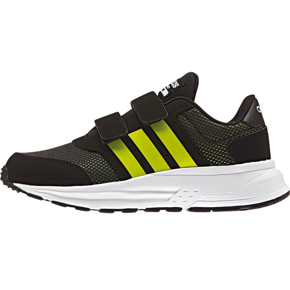 incredible prices detailed images lowest price adidas Cloudfoam Saturn CMF C - Trainers for Boys, 35, Black ...