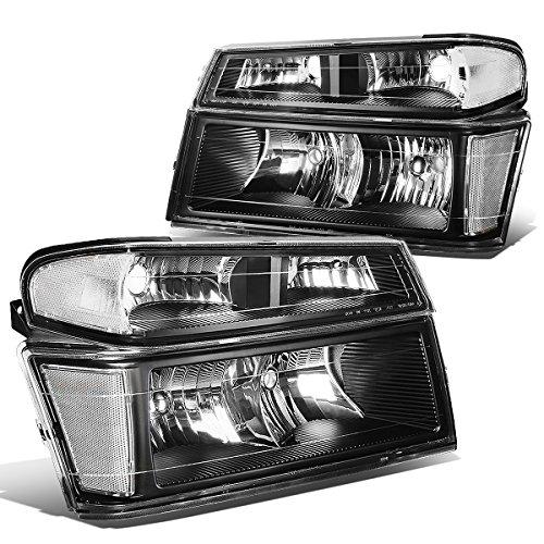 04 gmc canyon headlight assembly - 9