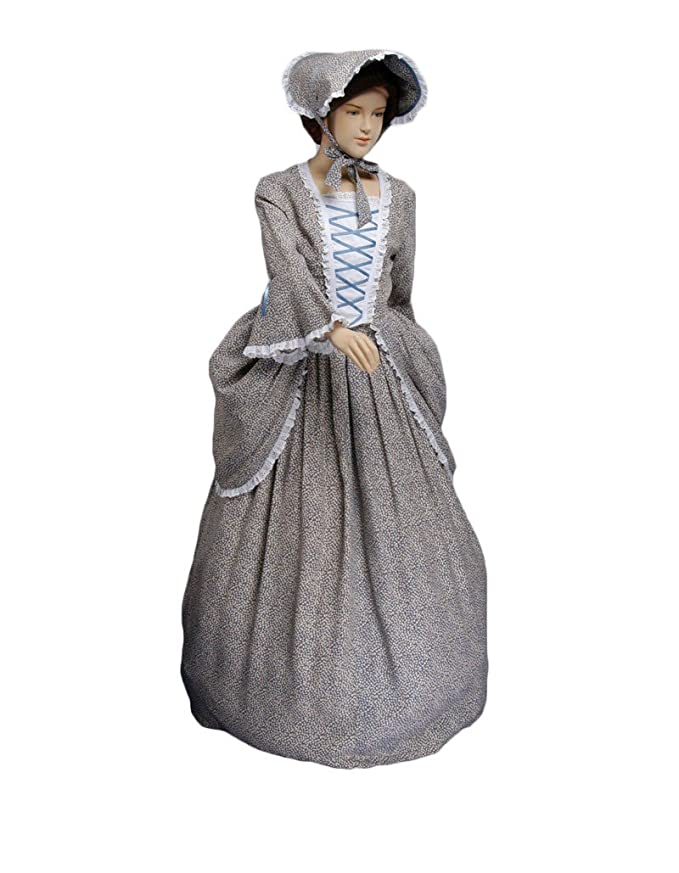 VictorianInspiredWomensClothing Girls Colonial Theater Costume $149.99 AT vintagedancer.com