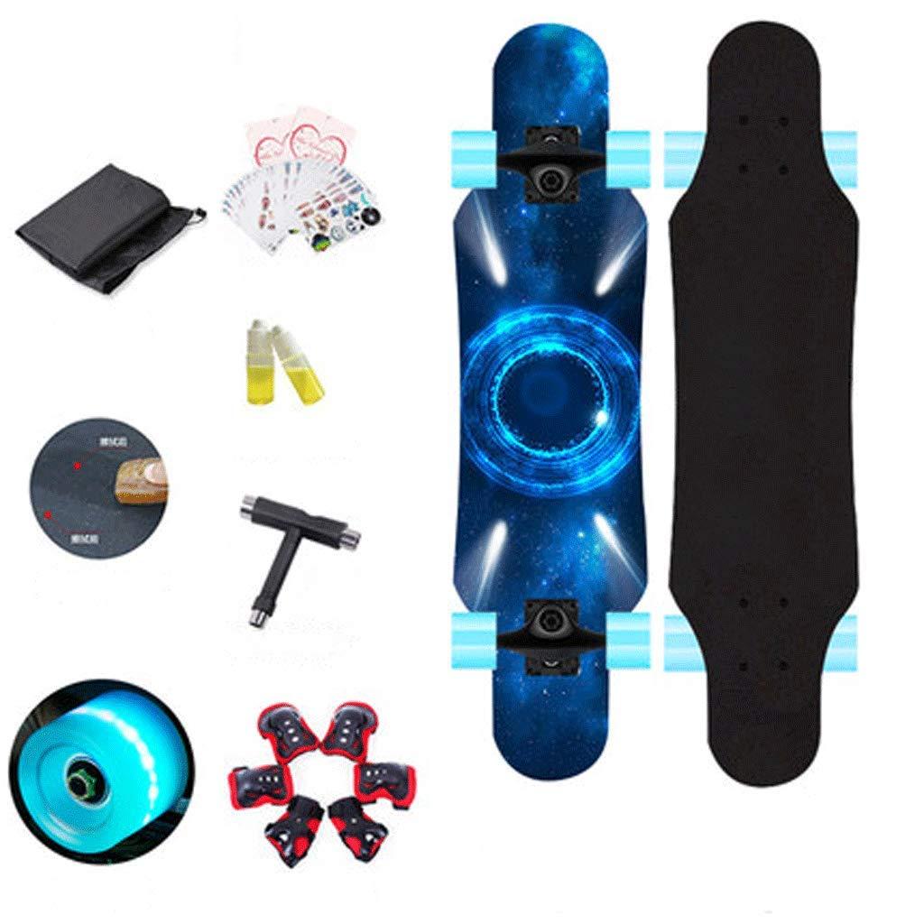 100%本物保証! ロングボードフラッシュホイール子供初心者4輪スケートボードティーン女の子の男の子スケートボード サークル (色 : Ray) B07KZQC76S B07KZQC76S サークル Ray) サークル, マルキe-shop:e071365b --- a0267596.xsph.ru