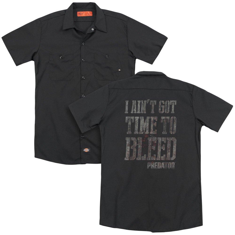 Predator Bleeding Time Adult Work Shirt