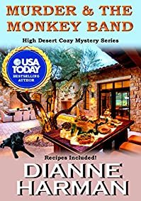 Murder & The Monkey Band by Dianne Harman ebook deal