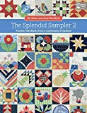 quilting and patchwork books - The Splendid Sampler 2: Another 100 Blocks from a Community of Quilters