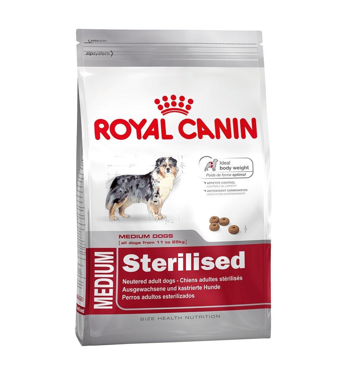 Royal Canin C-084373 S.N. Medium Sterilised - 12 Kg