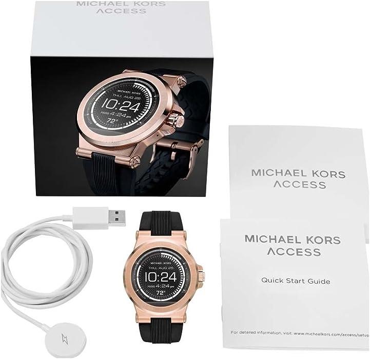 Reloj Michael Kors MKT5010. Atrás. Pulsa ...