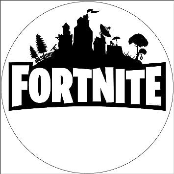 Ll Fortnite Fondant Tortenaufleger Tortenaufleger Battle Royale