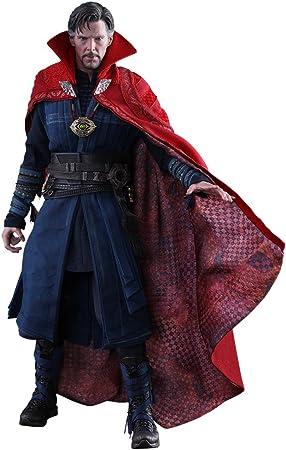 Hot Toys Movie Masterpiece - Doctor Strange: Amazon.es: Juguetes y ...