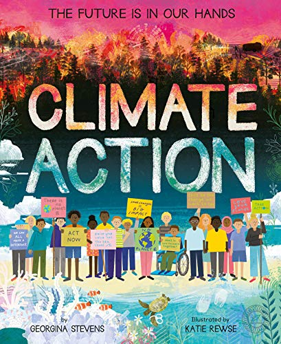 Book Cover: Climate Action: The Future is in Your Hands