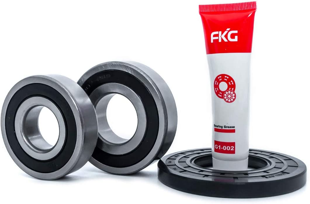 FKG Front Load Washer Tub Bearing and Seal Kit WH45X22914, PS11729508, WH45X10096, AP5989947, PS11729508 For GE