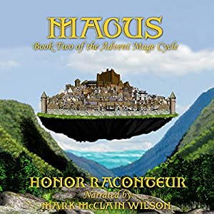 Magus Audiobook