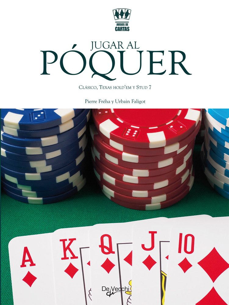 Jugar al poker (Spanish Edition): Pierre Freha ...