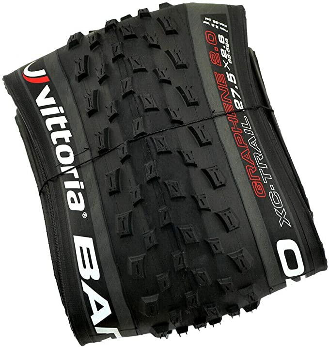 """Vittoria Barzo TNT 27.5x2.35/""""//29x2.25/""""//29x2.35/""""XC Trail Casing Fold TLR Tire"""
