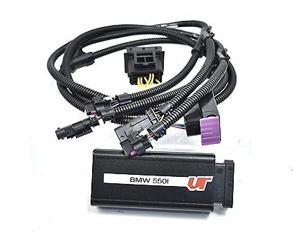 Amazon com: VR Tuned ECU Tuning Box Kit BMW 550I F10 42HP