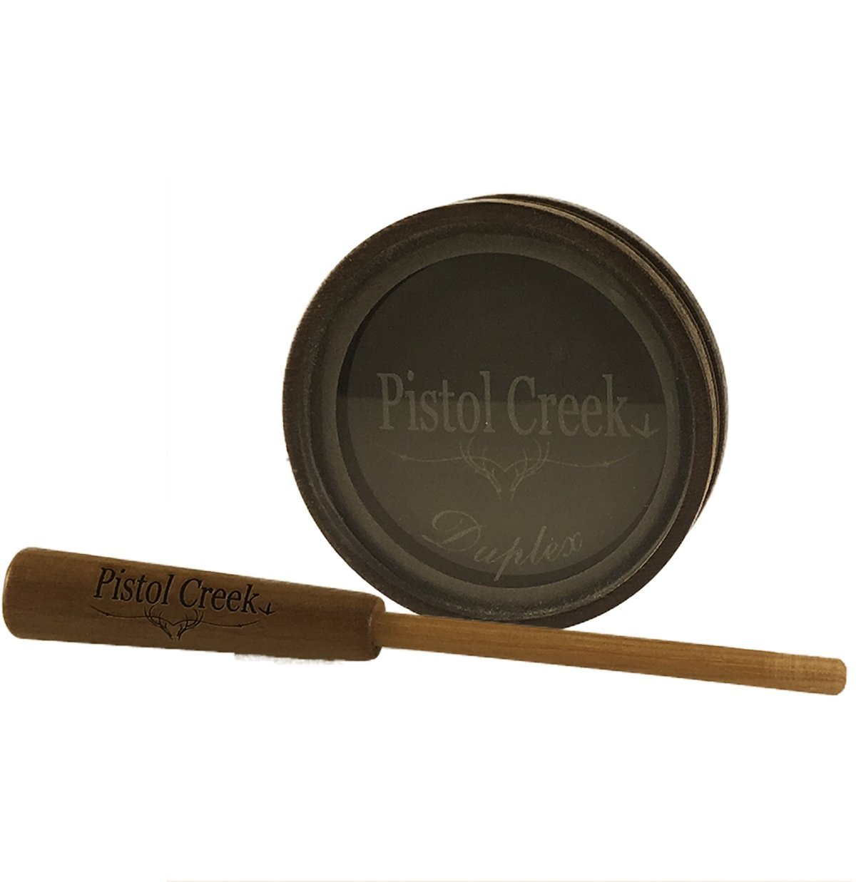 Pistol Creek Duplex Call- Glass & Slate